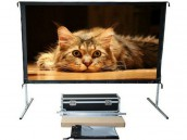 Dopah Fast Fold 150D 120 x 91.2 Inch Projector Screen