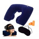 Neotex Relaxing Neck Pillow with Eye Mask