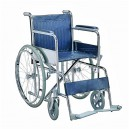 Wheelchair Whole-Rubber Solid Wheel FY-809AB-46