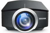 GooDee YG500 1200 Lumens Mini LED Portable Projector