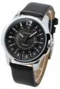 Curren 8123 Leather Band Modern Business Men Wrist Watch