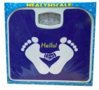 Healthscale Bathroom Scale Full Metal Body