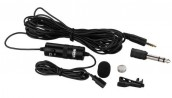 Boya BY-M1 360-Degree Omnidirectional Lavalier Microphone