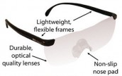 Big Vision Magnifying Glasses