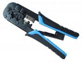 A1 Tech TL-568R RJ-11 / RJ-45 Crimp / Cut / Strip Tool