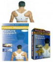 Power Magnetic Posture Back Support