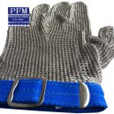 Stainless Steel Mesh Cut Resistant Glove