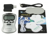 Tens Acupuncture Digital Therapy Machine with Four Pads