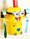 Minions Automatic Toothpaste Dispenser Kit