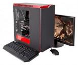 "Desktop PC Intel Core i3-3220 4GB RAM 500GB HDD 17"" Monitor"