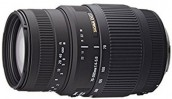 Sigma 70-300mm F4-5.6 DG Macro DSLR Camera Lens