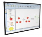 Tacteasy TS-86FT High Precision Interactive Whiteboard