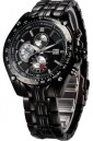 Curren 8083 Expedition Analogue Black Dial Wrist Watch