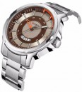 Curren 8229 Luxury Round Analog Dial Sports Man Wrist Watch