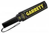 Garrett Super 1 Switch Operation Handheld Metal Scanner