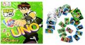 Ben 10 UNO Playing Card