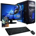 Desktop PC Core i5 3rd Gen 4GB RAM 500GB HDD 17 Inch Monitor