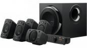 Logitech Z906 Wireless 5:1 Multimedia Home Audio Speaker