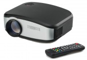 Cheerlux C6 1200 Lumens Multimedia Mini Video Projector