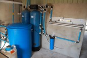 Whole House 500 Liter/h Water Treatment Plant