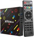 Android TV Box H96 Max 4K 4GB RAM Hexa Core 32GB ROM