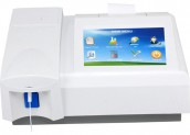 Bio Chemistry Analyzer 7 Inch Color LCD Touch Screen