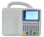 Pinon PE-6 LCD Screen 6-Channel Auto Report ECG Machine
