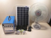 Ensysco Mini 30 Watt Solar Power Home System
