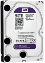 Western Digital WD60PURX WD Purple 6TB 6Gb/s Internal HDD