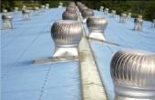 Rooftop Natural Turbine Ventilator Fan