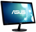 ASUS VS207DF 19.5 Inch Flat Widescreen D-Sub LED Monitor