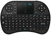 Rii i8 92 Keys 2.4 Ghz Smart TouchPad Wireless Mini Keyboard