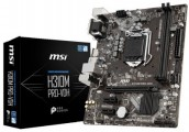 MSI H310M PRO-VDH 8th Gen Desktop PC Motherboard
