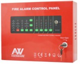 Asenware AW-CFP2166-2 Conventional 2 Zone Fire Alarm
