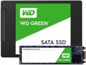 Western Digital Green 6 Gbps 120GB Solid State Drive