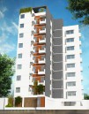 Amble Nelima 1225 Sqft Flat at East Rampura Dhaka
