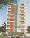 Amble Laurel 1450 Sqft Flat at Banasree Rampura Dhaka