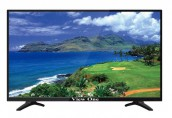"View One 22"" Full HD 178° Angle View USB LED Television"