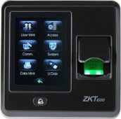 ZKTeco SF300 Touch Screen Fingerprint Reader Access Control