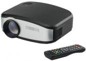 Cheerlux C6 1200 Lumens Mini LCD LED TV Projector