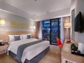 Double Bed Room at Grand Avenue Boutique Villas and Spa Bali