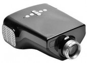 Dolphin 80 Lumens 1080p LED High Definition Video Projector