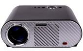 Mini Multimedia Projector T6 1200 Lumens Long Lamp Life