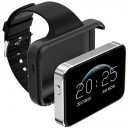 i5S 2G SIM Pedometer / Sleep Monitoring Camera Smartwatch