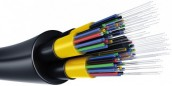 Usha Martin 4 Core High Speed Fiber Optic Network Cable