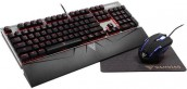 Gamdias HERMES E1 Gaming Keyboard and Mouse Combo Pack