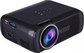 OEM U80 1200 Lumens Built-in TV Card Mini LED Projector