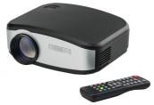 Cheerlux C6 Mini 1200 Lumens LCD Multimedia Video Projector
