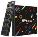 Android TV Box H96 Max Hexa Core 3GB RAM 32GB Storage