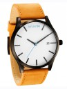 MVMT Classic Series Leather Strap Wrist Watch